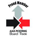 Sarah Evans Registered Graphic Designer RGD Member of the Ajax-Pickering Board of Trade